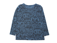 Soft Gallery t-shirt Bella blue owl